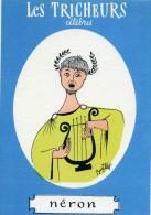 BUSILLET   ILL 121   /  LES TRICHEURS  CELEBRES   /   EDITION PULCINELLA  ANNEE  60    CPM  /  CPSM   10X15  ETAT NEUVE - Altre Illustrazioni