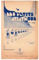 Partitions Musicales, Les Petits Aviateurs, Parole Et Musique : E.PELE, Ed: E.PELE, Frais Fr : 1.80€ - Partitions Musicales Anciennes
