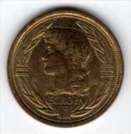 EUROPA ECU 1993 : Monnaie De Paris - Euros Of The Cities