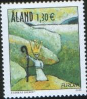 """Aland 2006 Europa Cept """"Integration""""  1v Complete Set ** MNH - Aland"""