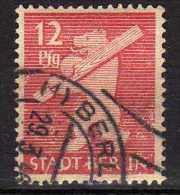 SBZ Berlin-Brandenburg 1945 5 A, Gestempelt [090314IX(2)] @ - Zone Soviétique