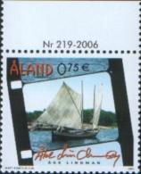 Aland 2006 My Aland By Ake Lindman   1v Complete Set ** MNH - Aland