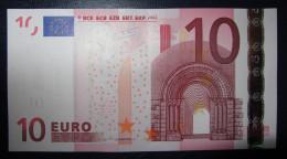 10 EURO K007A5 Ireland Serial T274  Perfect UNC - EURO