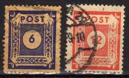 SBZ Ost-Sachsen 1945 58; 60, Gestempelt [090314IX(2)] @ - Zone Soviétique