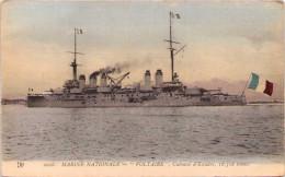 """Marine Nationale - """"Voltaire"""" - Cuirassé D´Escadre, 18.318 Tonnes - Warships"""