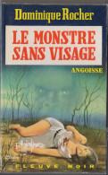 FLEUVE NOIR ANGOISSE N° 221 DOMINIQUE ROCHER: LE MONSTRE SANS VISAGE.  E.O. Voir Description. - Fantastique