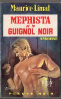 FLEUVE NOIR ANGOISSE N° 227 MAURICE LIMAT: MEPHISTA ET LE GUIGNOL NOIR.  E.O. Voir Description. - Fantastique