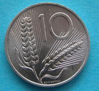 Italia Repubblica  10 Lire  1965 FDC - 1946-… : Repubblica