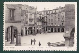 ORENSE - PLAZA MAYOR - GRAND PLACE - MAIN SQUARE - SPAIN ESPANA ( 2 SCANS ) - Orense