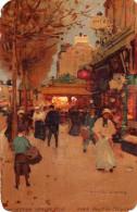 COLLECTION LEFÉVRE-UTILE  -PARIS - BOUL, DE L,HÔPITAL   -LOIR    ( CIRCULÉE 1911) - Loir