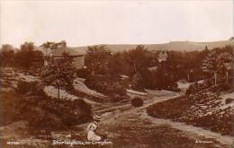 Ref V. Postcard. Shirley Hill Nr Croydon. - Surrey