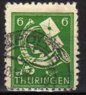 SBZ Thüringen 1945, 95, Gestempelt [090314IX(2)] @ - Zone Soviétique