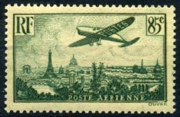 PA Y&T N° 8** - 1927-1959 Mint/hinged