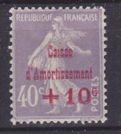 LOT 287 FRANCE N°249 * - Neufs