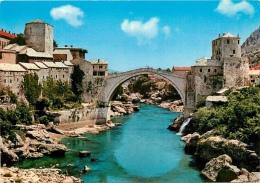 CPSM Bosnie-Mostar   L1560 - Bosnie-Herzegovine