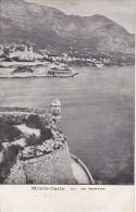 CPA Monte-Carlo - Vue De Monaco (1566) - Monte-Carlo