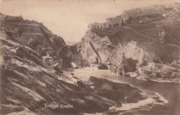 CASTLE TINTAGEL   ANGLETERRE - Angleterre