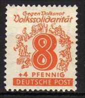 SBZ West-Sachsen 1946 142 * [090314IX(2)] @ - Zone Soviétique