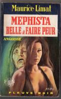 FLEUVE NOIR ANGOISSE N° 232 MAURICE LIMAT: MEPHISTA BELLE A FAIRE PEUR.  E.O. Voir Description. - Fantastique