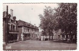 Cpsm Beynat  Place Du Champ De Foire - Francia