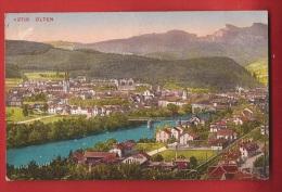 CDS4-12 Olten Aar.  GElaufen In 1912 - SO Solothurn