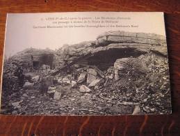 CPA - LENS (P.-de-C.) Après La Guerre - Les Blockauss Allemands - Lens