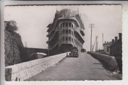 F 66290 CERBERE, L'Hotel Navire - Cerbere