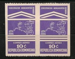 COLLECTIONS -Dominican Rep. 1964,  - UNESCO-NUBIA Scott C132 - Dominicaine (République)