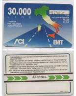 ACI-ENIT 30000 - Italy