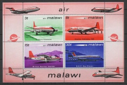 Malawi (1972) Bf. 26   /  Aircraft - Avion - Airplane - Flugzeug - Aviones