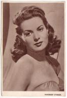 Postcard - Maureen O Hara   (V 21246) - Acteurs