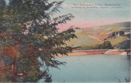 CPA Rochetaillée - Le Barrage Du Pas-du-Riot - Vers 1930 (1601) - Rochetaillee