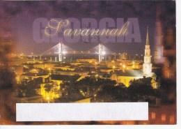 USA   ; Georgia ; Savannah ; Postcard - Savannah