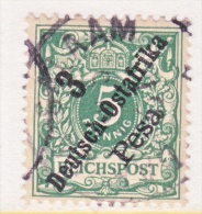 Germany East Africa 7  (o) - Colony: German East Africa