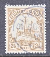 Germany East Africa 22  (o)   No Wmk.  BUKOBA    Cd. - Colony: German East Africa