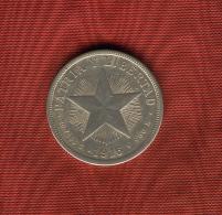 CUBA 1 Peso 1916 Silver/Argent/plata. 900 M.  Km # 15.2  TB+.BC+.FINE+. - Kuba