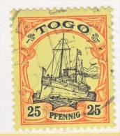 TOGO  11  (o)  No Wmk. - Colony: Togo