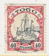 TOGO  13  (o)  No Wmk. - Colony: Togo