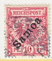 Germany Samoa 53  (o) - Colony: Samoa