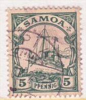 Germany Samoa 62  (o)  APIA  Type  IX  Cd. - Colony: Samoa