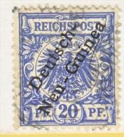 Germany  New Guinea  4   (o) - Colonie: Nouvelle Guinée