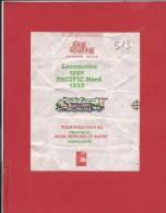 BEGHIN-SAY: Locomotive Type Pacific Nord 1936 - Sugars