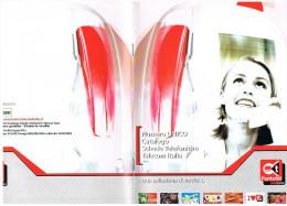 ITALIA - TELECOM / PUNTOTEL -   2003 CATALOGO DI SCHEDE TELEFONICHE  (PAGINE 20 - NUMERO UNICO) - Schede Telefoniche