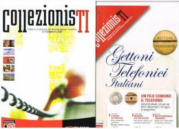 TELECOM ITALIA  - COLLEZIONISTI - CATALOGO NUOVE EMISSIONI SCHEDE TELEFONICHE (LEGGERE DESCRIZIONE) - Telefonkarten