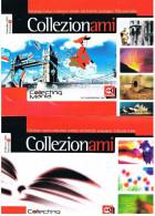 TELECOM ITALIA  - COLLEZIONAMI - CATALOGO NUOVE EMISSIONI SCHEDE TELEFONICHE (LEGGERE DESCRIZIONE) - Schede Telefoniche