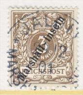 Marshall Islands  7  (o)  JALUIT  Type  II   Cd. - Colony: Marshall Islands