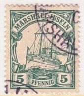 Marshall Islands  14   (o)   No Wmk. - Colony: Marshall Islands