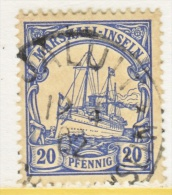 Marshall Islands  16   (o)    JALUIT   Cd.  No Wmk. - Colony: Marshall Islands
