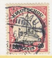 KIAUCHAU  27  (o) - Colony: Kiauchau