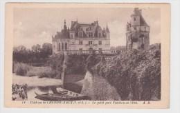 CHENONCEAUX - N° 14 - LE CHATEAU - LE PETIT PORT VENITIEN EN 1866 - Chenonceaux